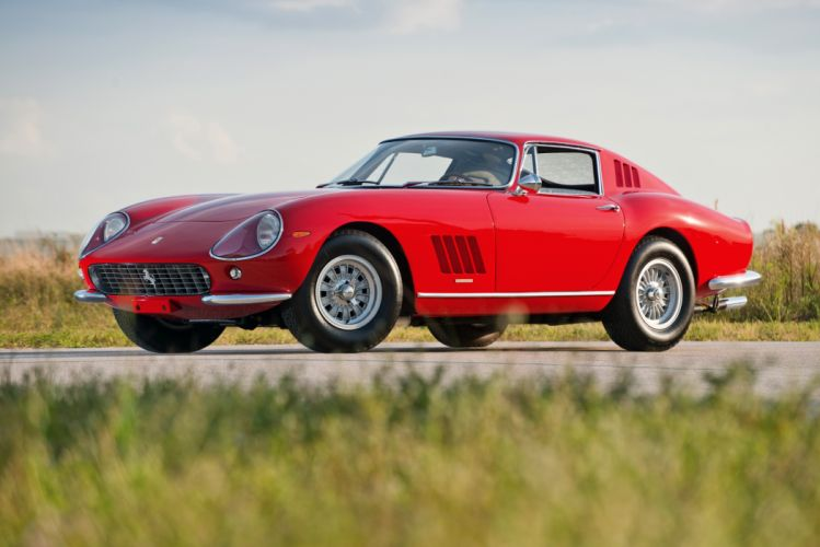 Ferrari 275 GTB 3C Steel 1964 wallpaper