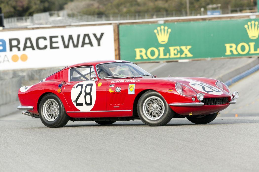 Ferrari 275 GTB Competizione 1966 wallpaper