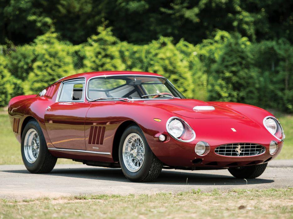 Ferrari 275 GTB-4 Allegretti Competizione Speciale 1967 wallpaper