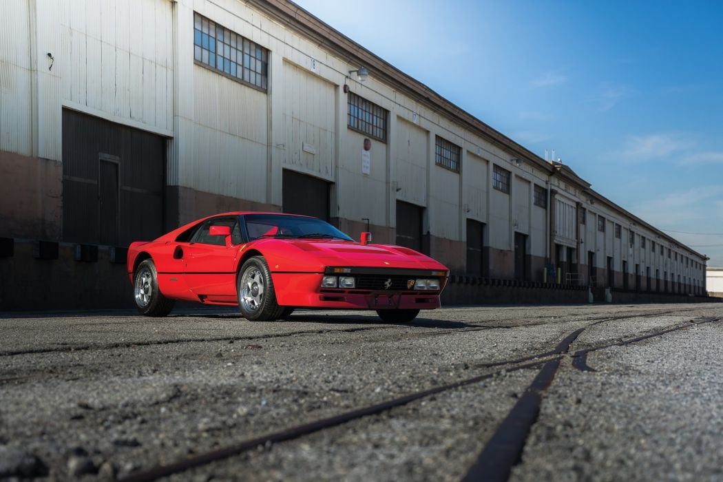 Ferrari 288 GTO 1984 wallpaper