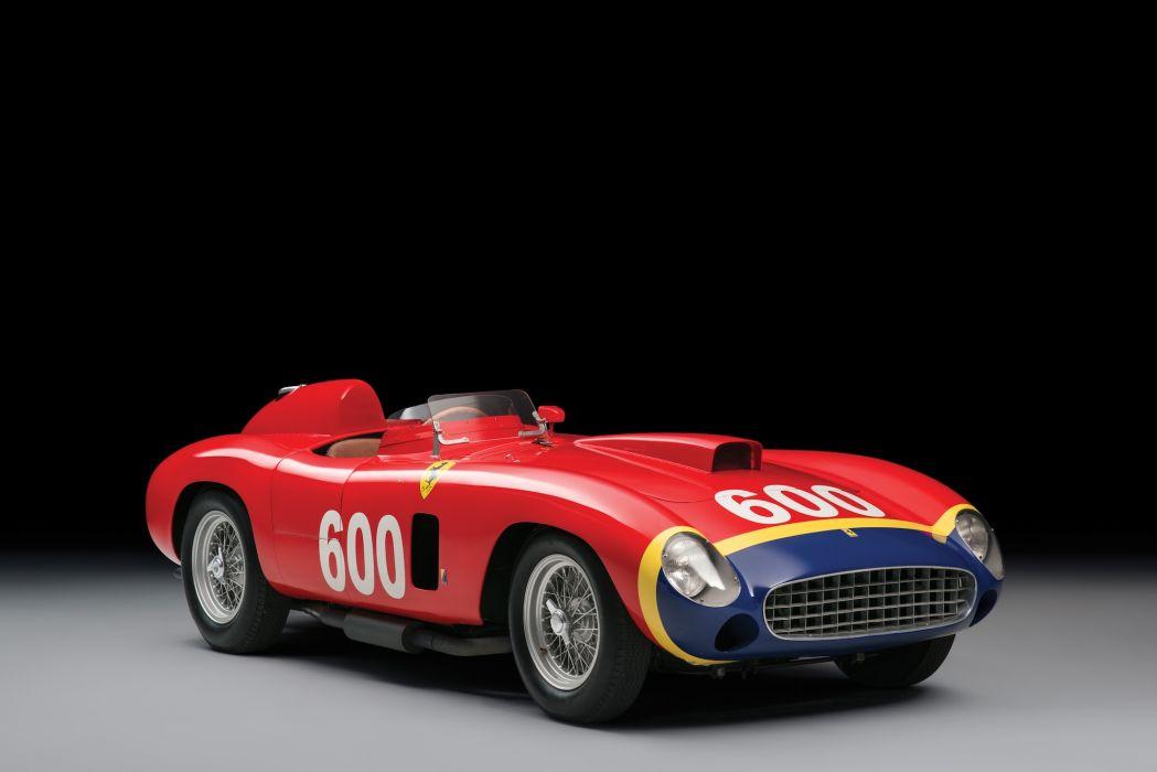 Ferrari 290 MM 1956 wallpaper