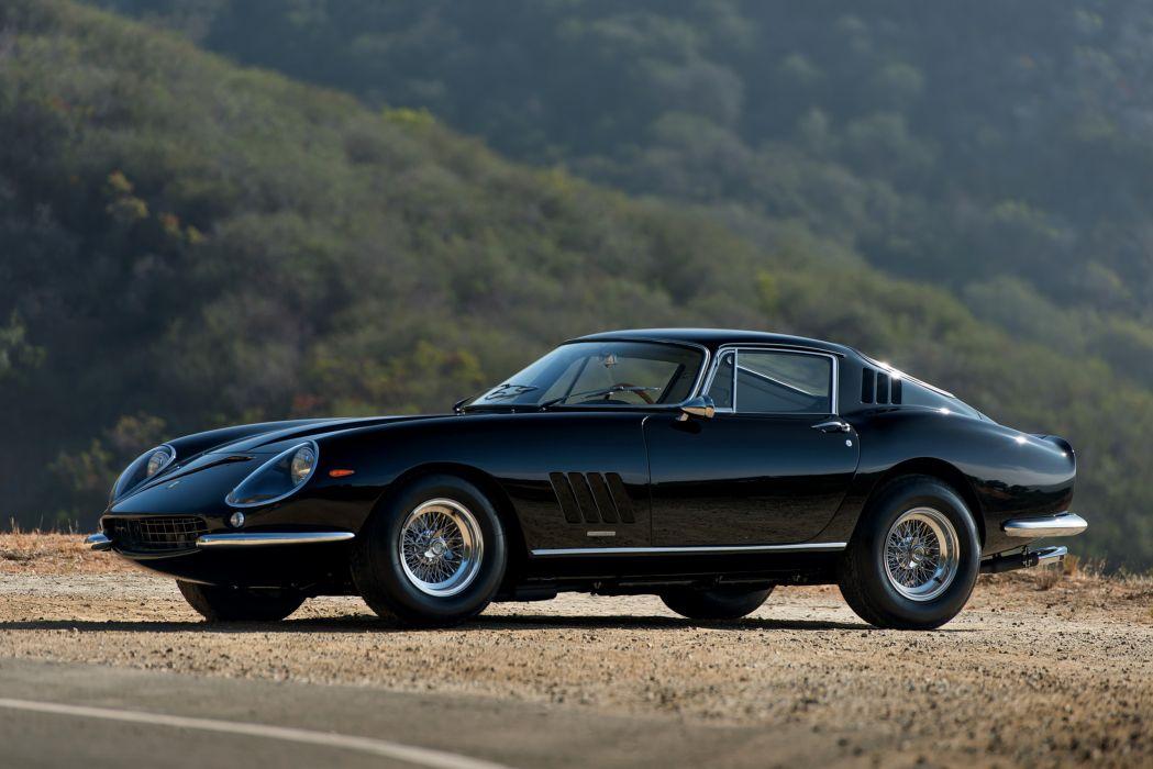 Ferrari 275 GTB-4 Steel 1966 wallpaper