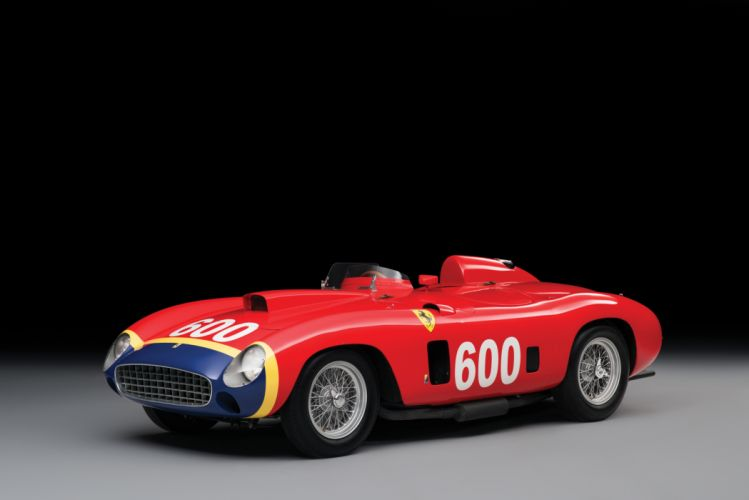 Ferrari 290 MM Spyder 1956 wallpaper