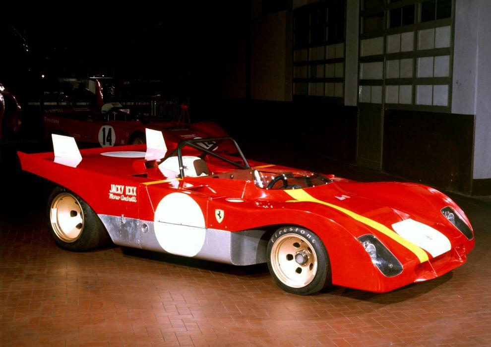Ferrari 312 P 1971 wallpaper