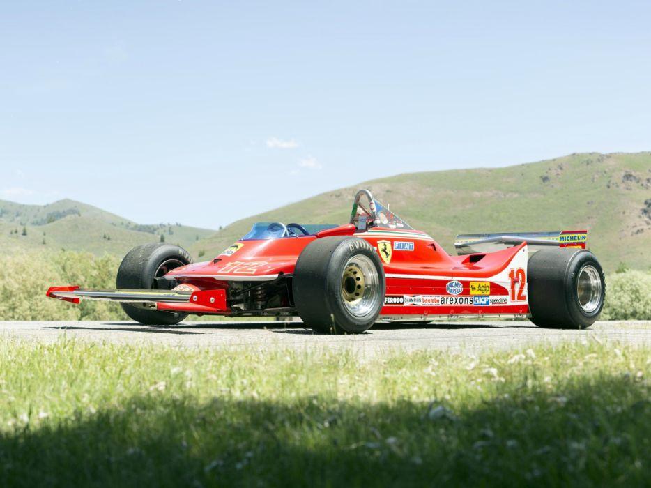 Ferrari 312 T4 1979 wallpaper