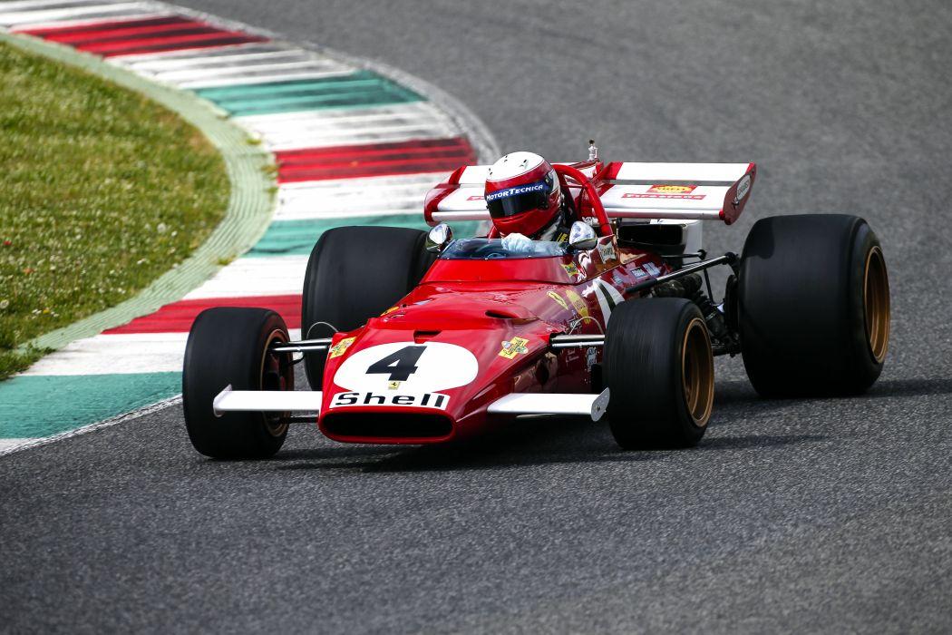 Ferrari 312 B 1970 wallpaper