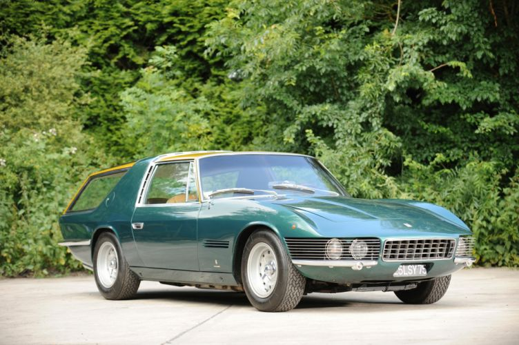 Ferrari 330 GT Shooting Brake 1968 wallpaper