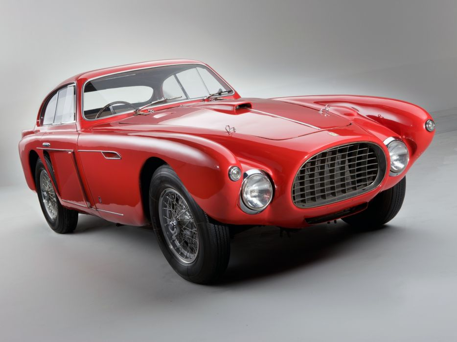Ferrari 340 Mexico Berlinetta 1952 wallpaper