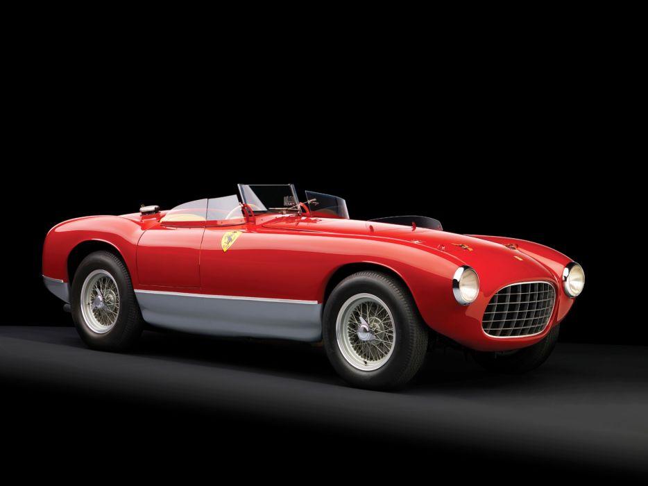 Ferrari 340 MM Spyder 1953 wallpaper