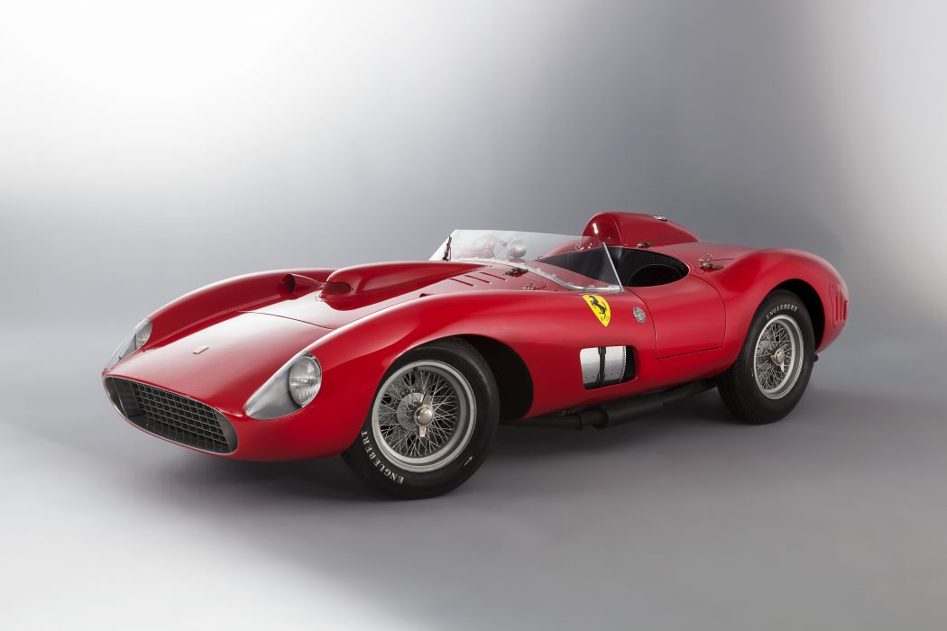 Ferrari 335 S Spyder 1957 wallpaper