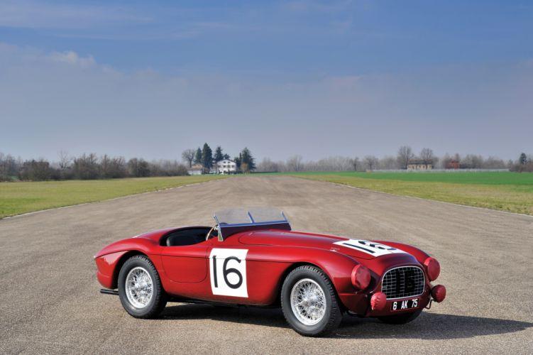 Ferrari 340 America Barchetta 1951 wallpaper