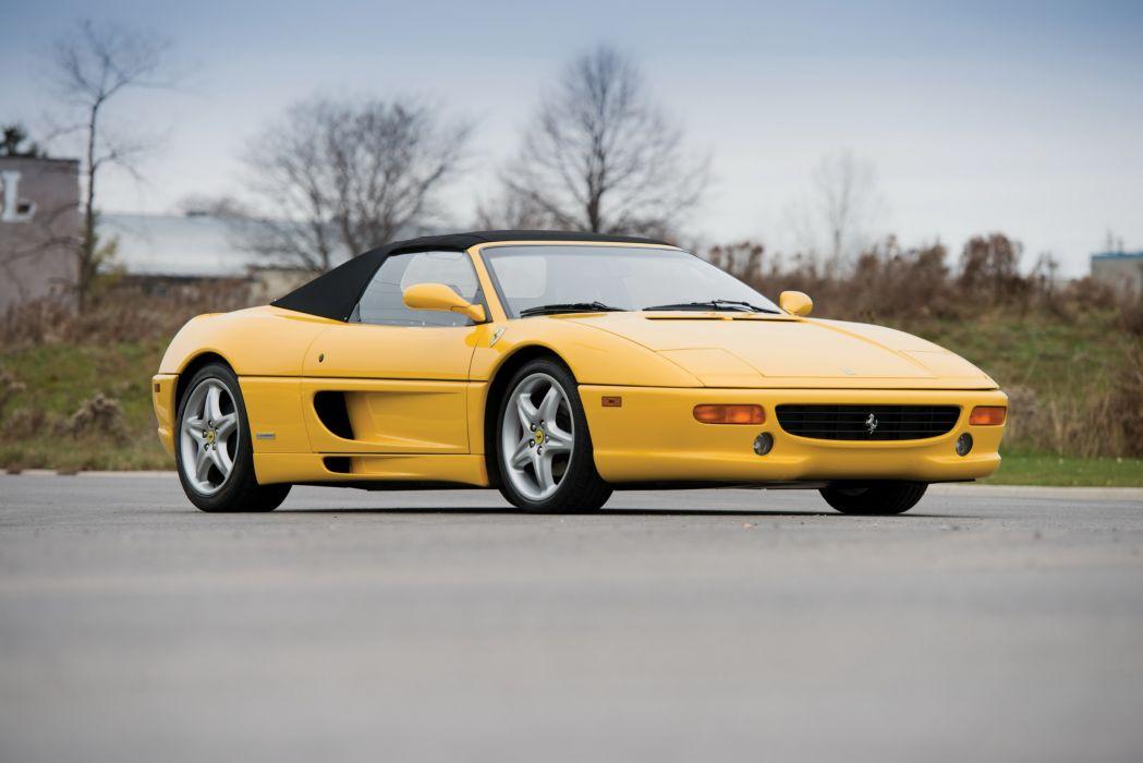Ferrari 355 F1 Spyder 1997 wallpaper