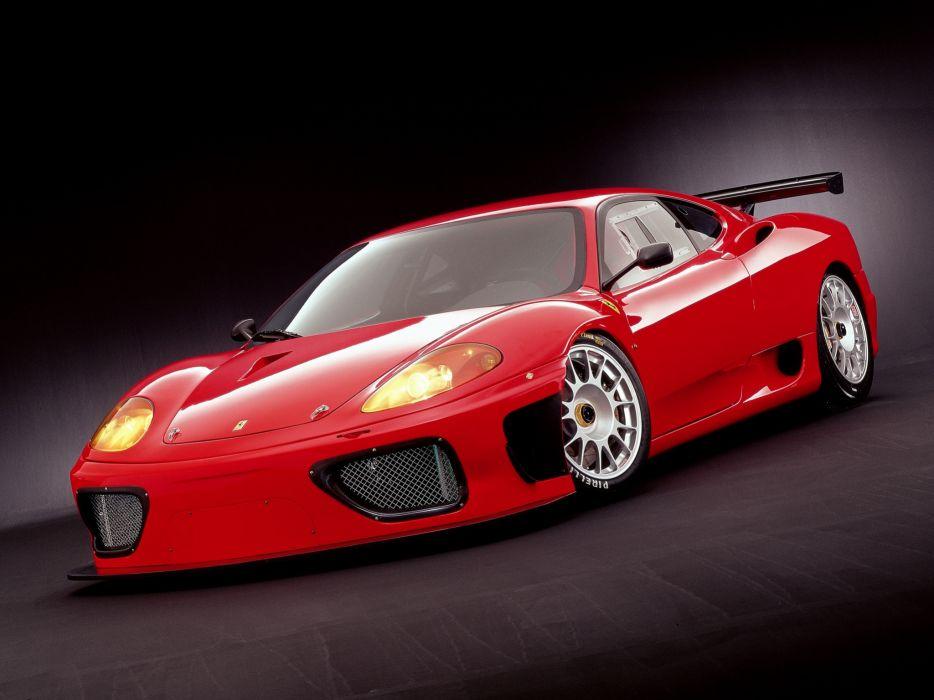 Ferrari 360 GT 2002 wallpaper