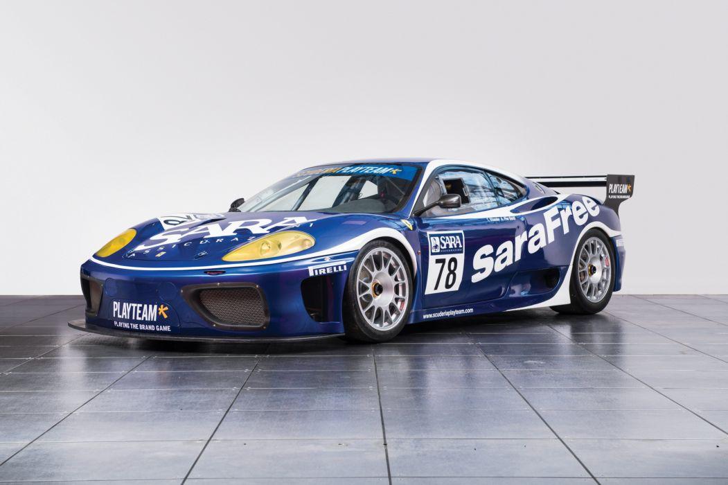 Ferrari 360 GTC 2003 wallpaper
