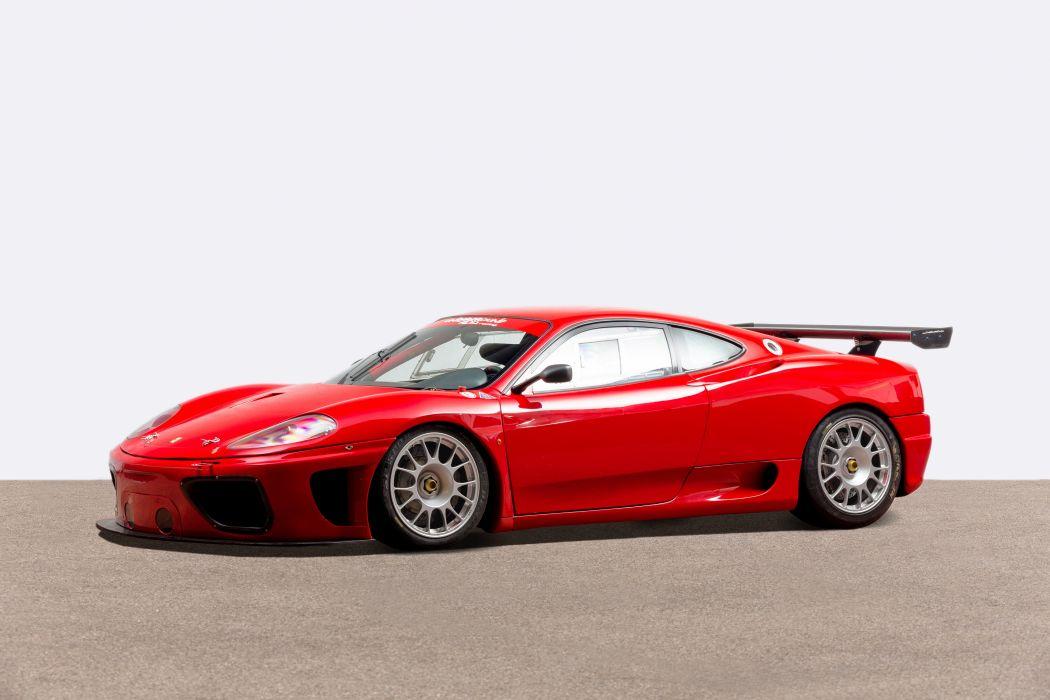 Ferrari 360 N-GT 2000 wallpaper