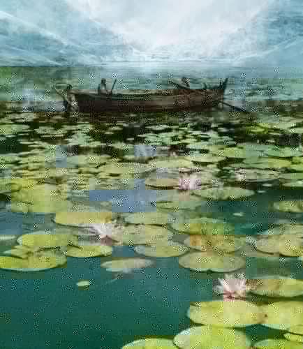 fishers fantasy Art artstation artist simon goinard concept Art wallpaper
