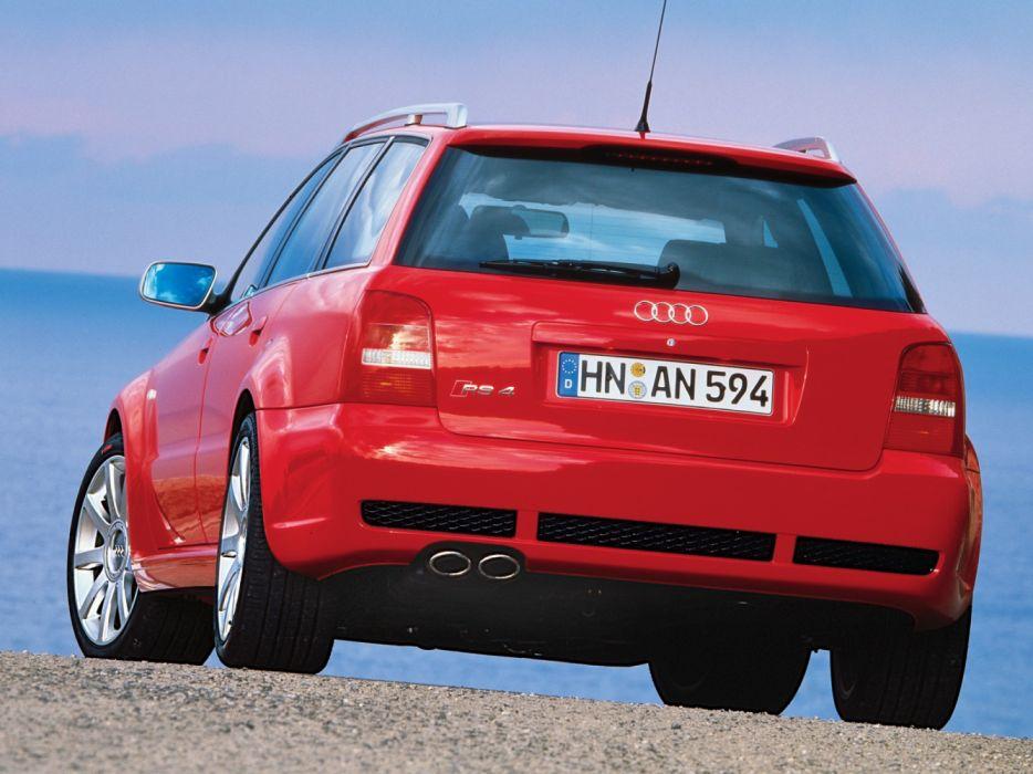 Audi RS4 Avant B5-8D wallpaper