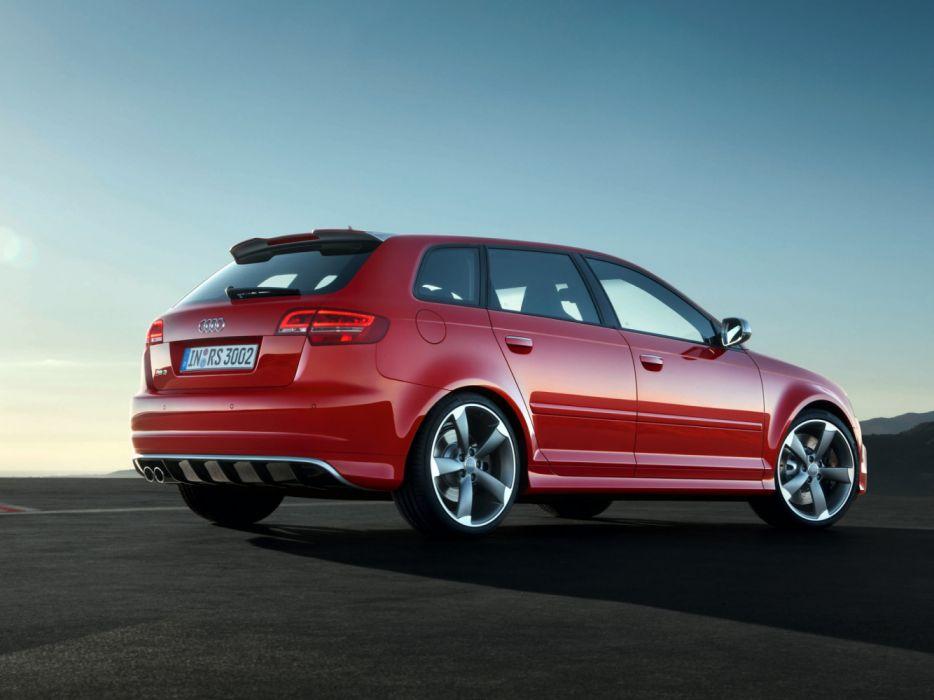 Audi RS3 Sportback 8PA 2012 wallpaper