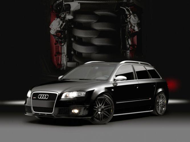 Audi RS4 Avant B7-8E wallpaper