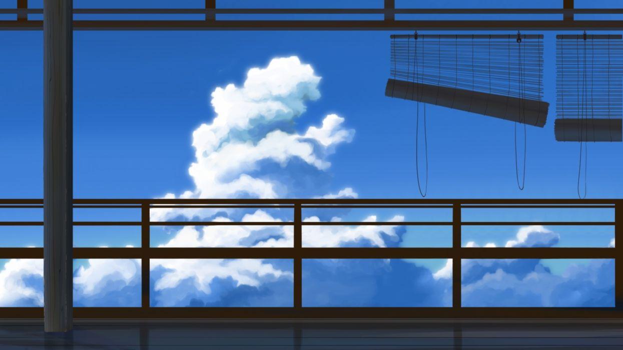 Konachan com - 236678 clouds hati 98 landscape nobody original scenic sky wallpaper