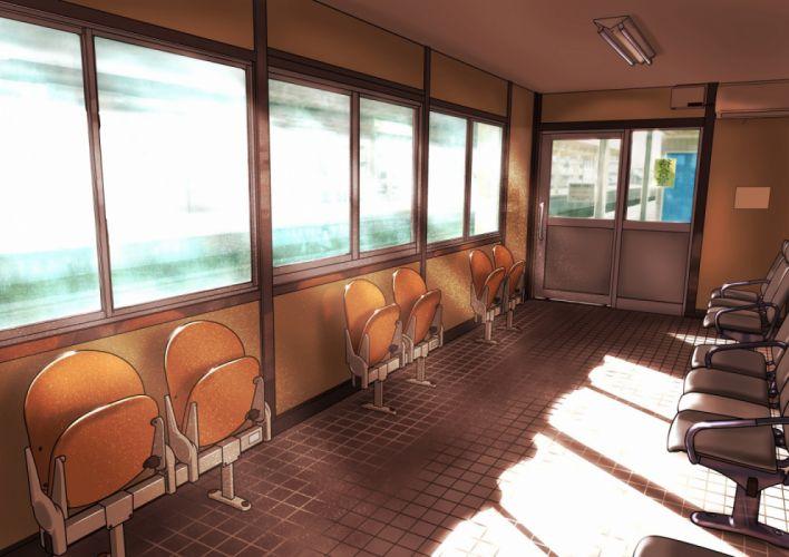 Konachan com - 236709 aliasing nobody original scenic vanillatype59 wallpaper