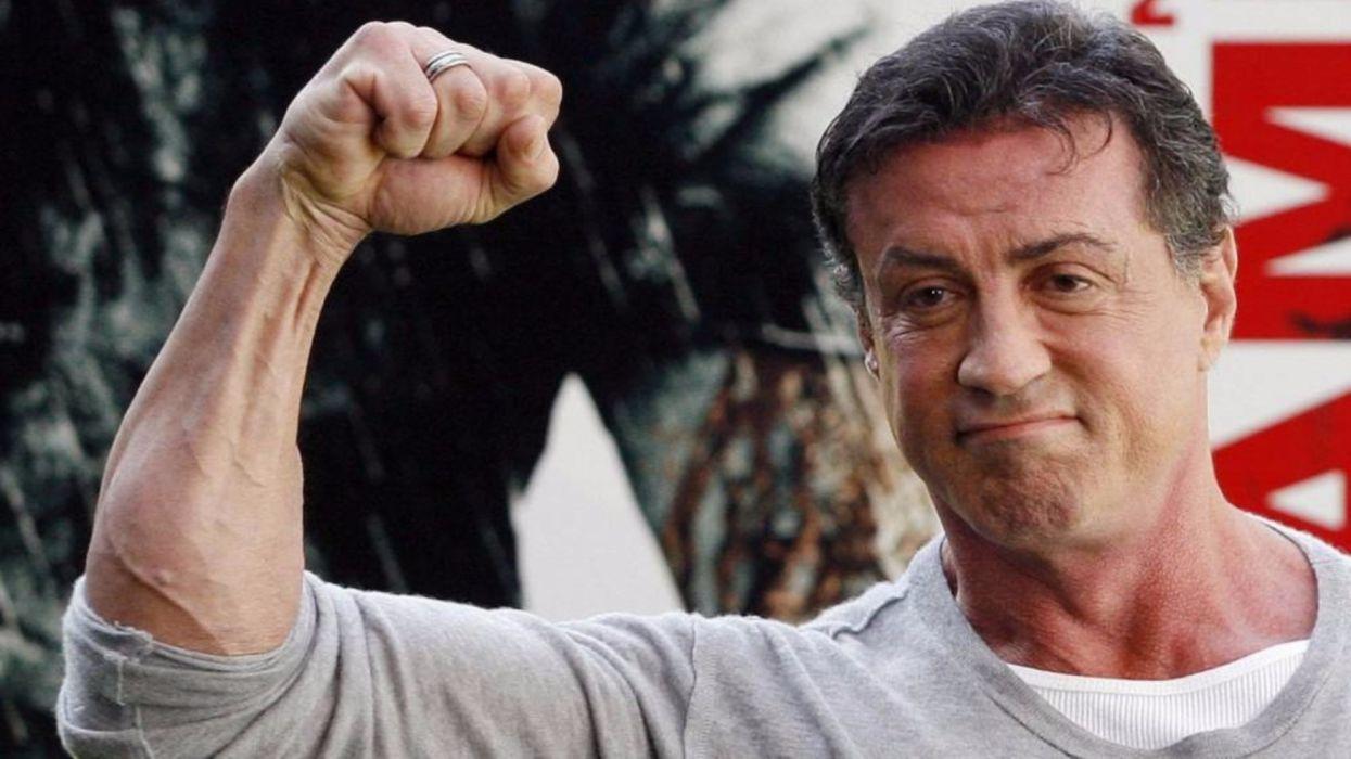 Sylvester Stallone actor americano wallpaper