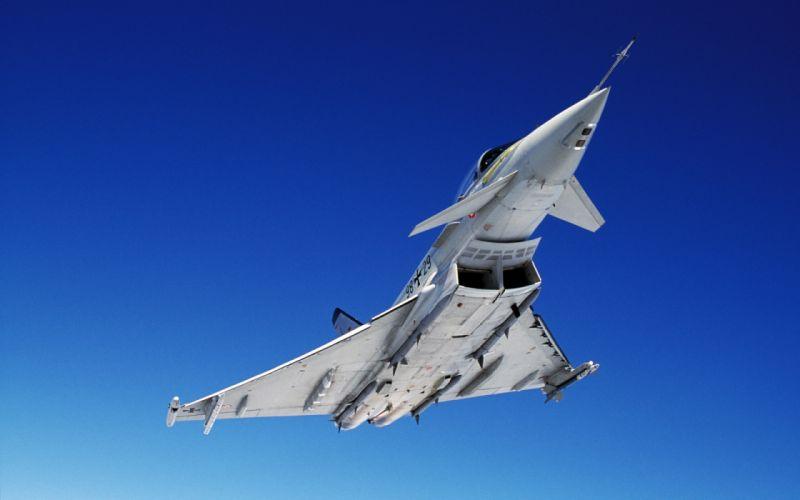 avion eurofighter wallpaper