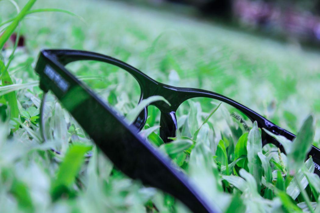 glass grass green wallpaper