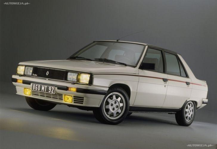 Renault 9 Turbo 1985 coche frances wallpaper
