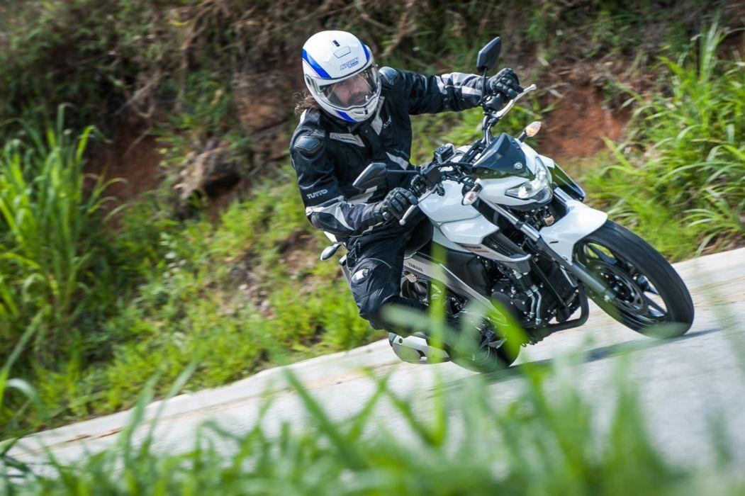 Yamaha Fazer 250 ABS 2018 wallpaper