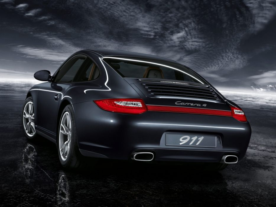 Porsche 911 Carrera 4 997 MkII 2008 wallpaper