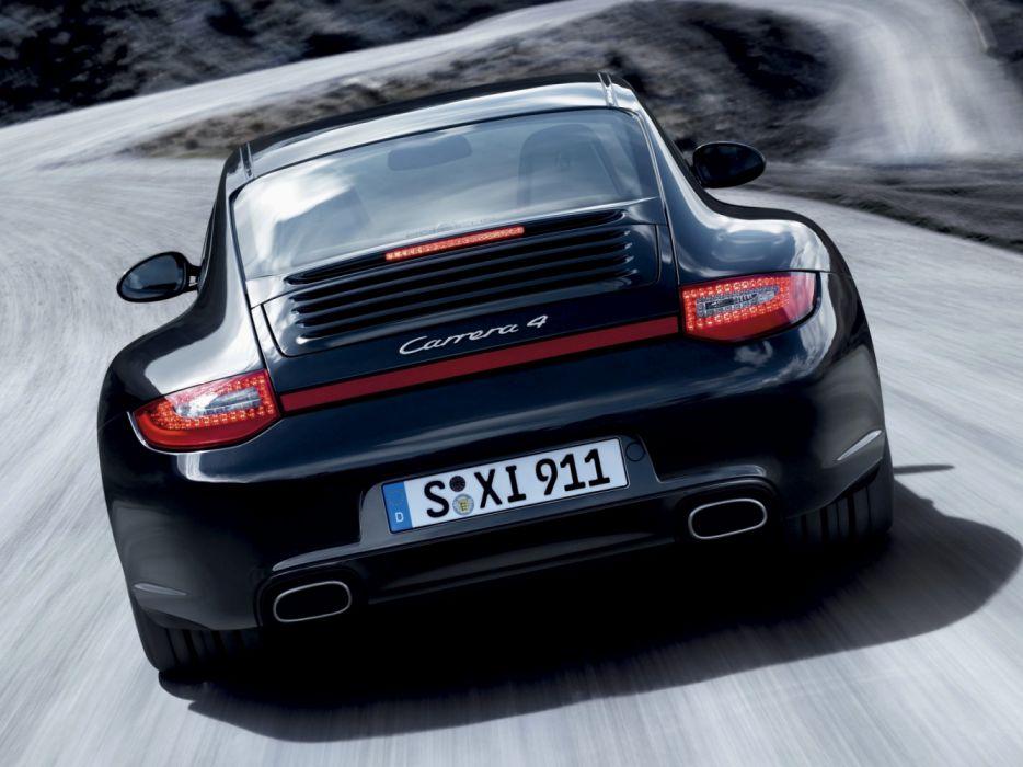 Porsche 911 Carrera 4 997 MkII 2008 wallpaper