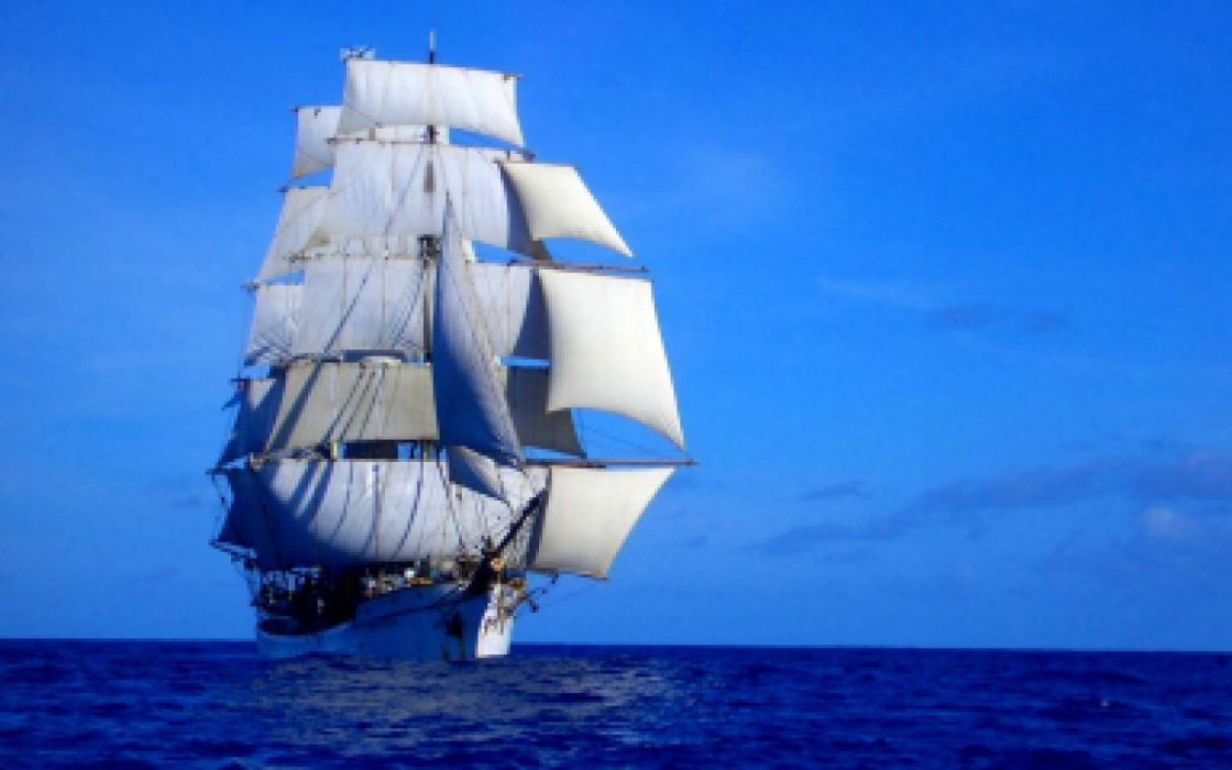 barco velero wallpaper