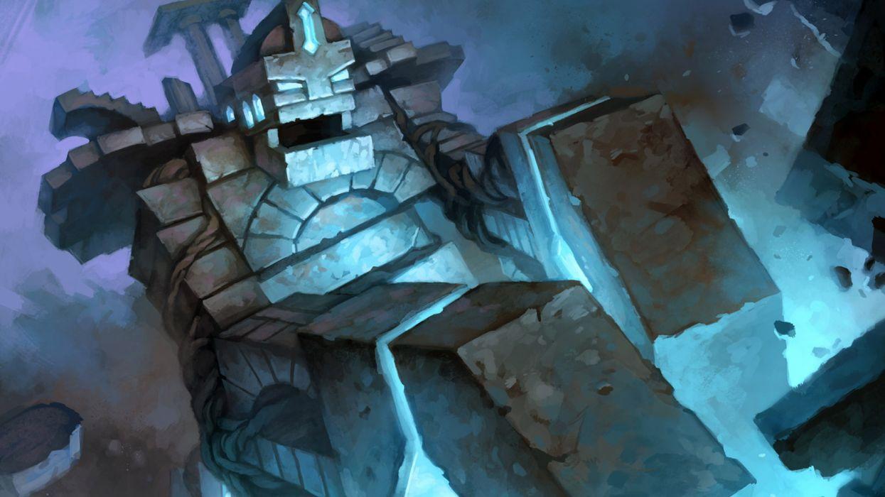 BATTLEFORGE 1bfre fantasy video game videogame online rts strategy skylords mmo born battle forge reborn wallpaper