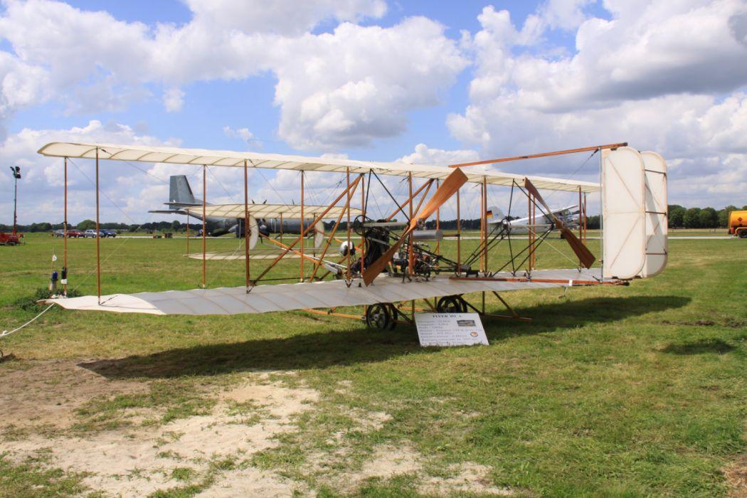 Wright Flyer III wallpaper