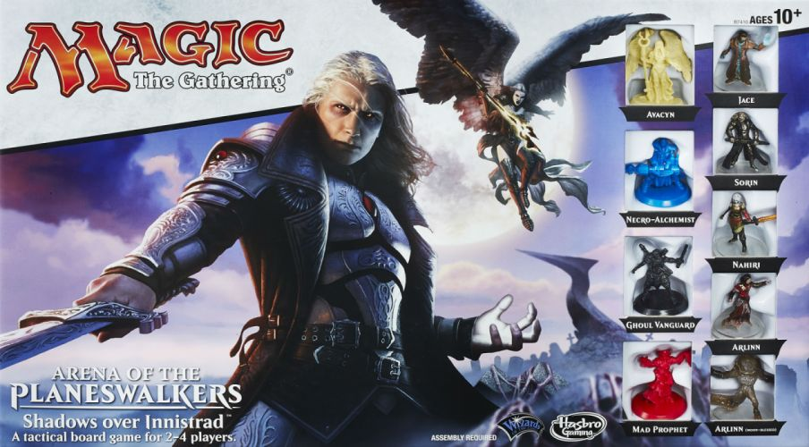 MAGIC GATHERING fantasy trading cards strategy rts dark Action Adventure Fighting Board wallpaper