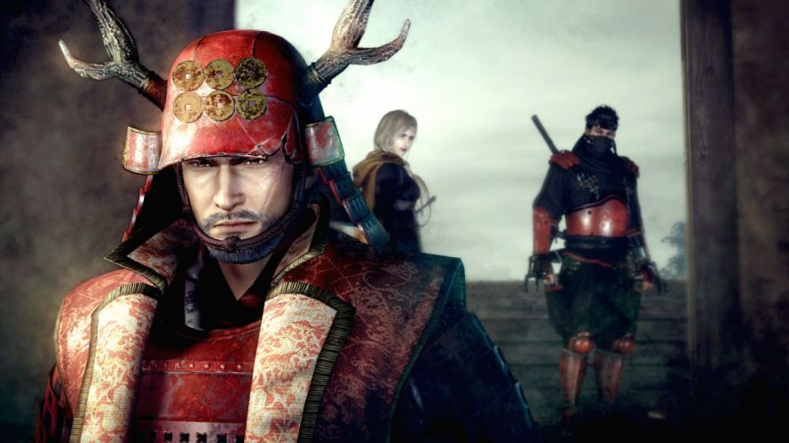 NIOH fantasy rpg action game video videogame fighting online strategy warrior 1nioh wallpaper