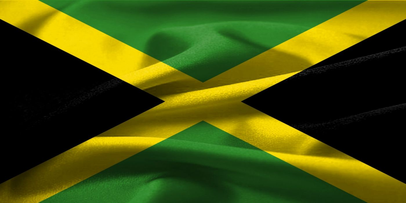 bandera jamaica centro america wallpaper