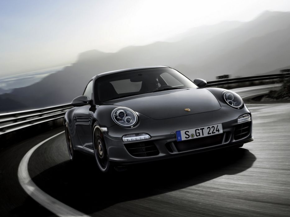 Porsche 911 Carrera 4 GTS 997 MkII 2011 wallpaper
