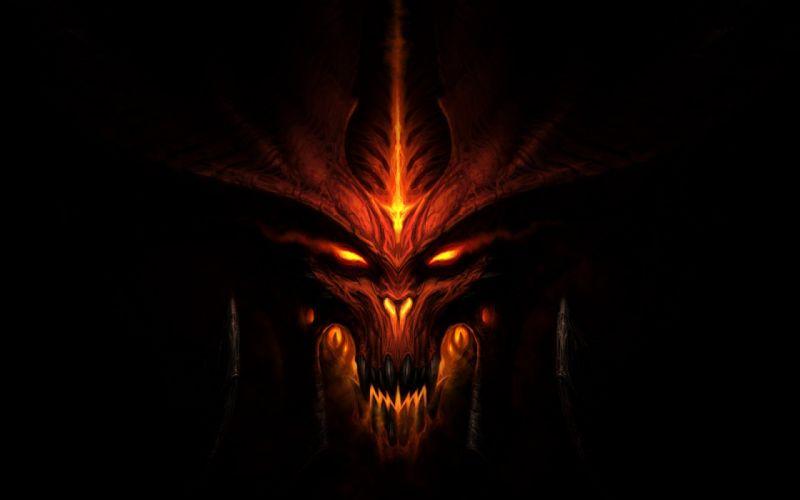 fantasy mask fire face wallpaper
