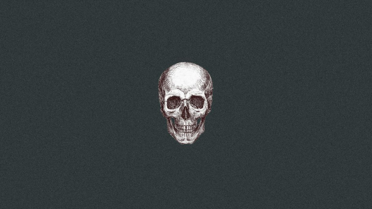 Skull Art wallpaper