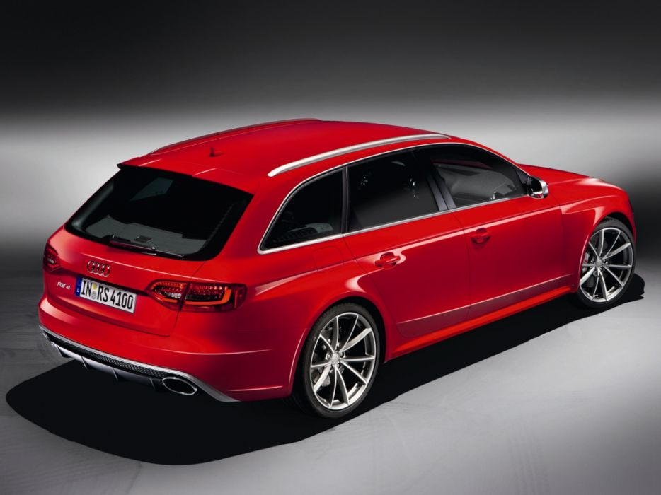 Audi RS4 Avant B8-8K 2012 wallpaper