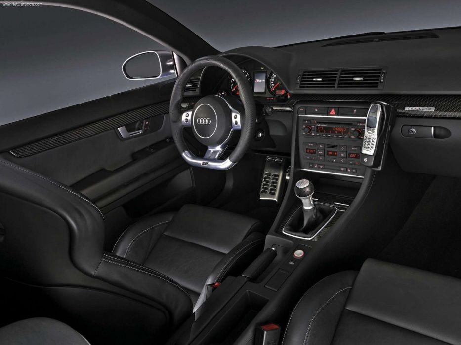 Audi RS4 B7-8E MkI 2005 wallpaper