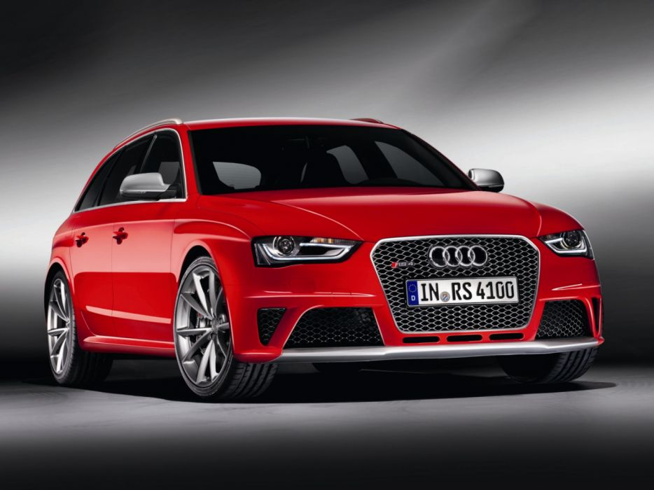 Audi RS4 Avant B8-8K 2012 wallpaper