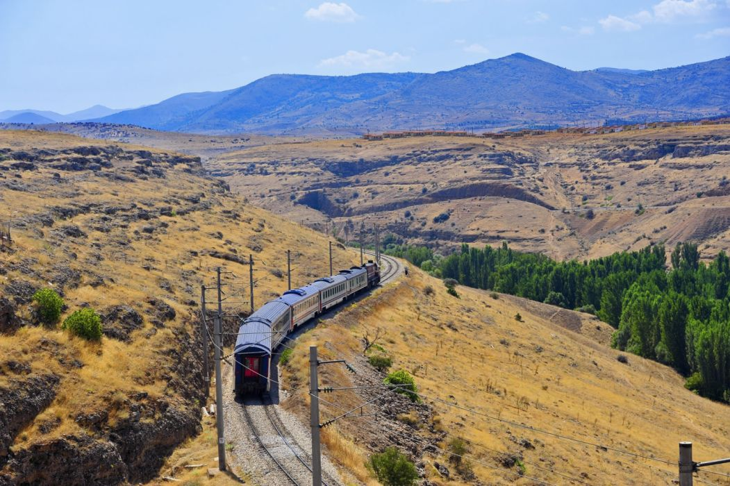 landscape turkey natural beauty tree malatya turkiye train mountain wallpaper