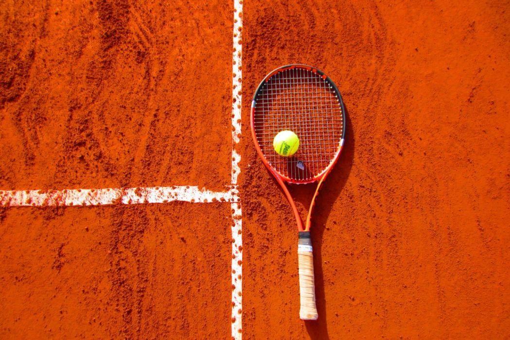 ball court design game play racket sport tennis tennis ball tennis racket tournament wallpaper