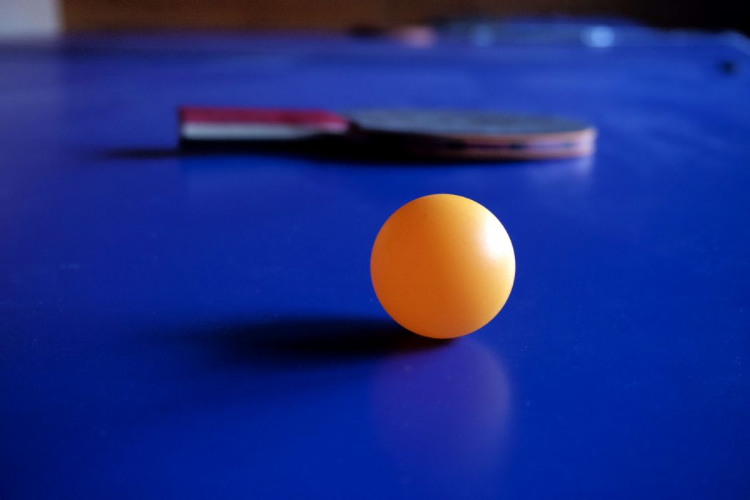 ball game macro racket sport table tennis wallpaper