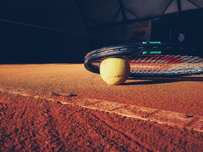 ball court exercise padel racket sport tennis tennis court wallpaper
