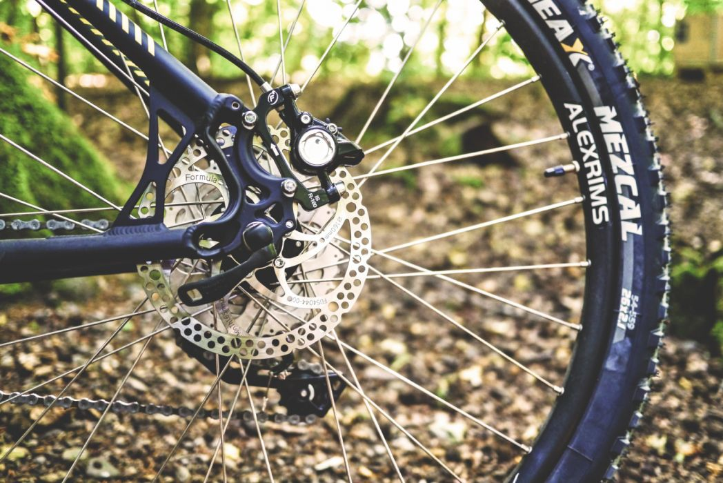 bicycle bike blur brake chain cycle cycling dirt road disc equipment forest gear grass hobby leisure mountain bike off-road wallpaper