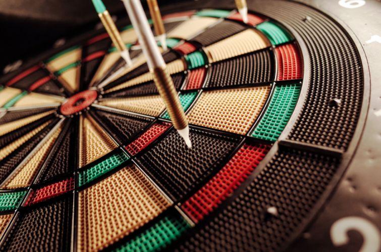 dart dartboard game goal precision sport target wallpaper